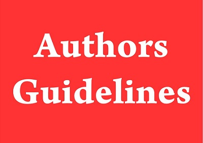 Authors Guidelines